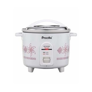 Picture of Preethi Auto Cooker & Warmers Rangoli RC319 (1 Ltr)
