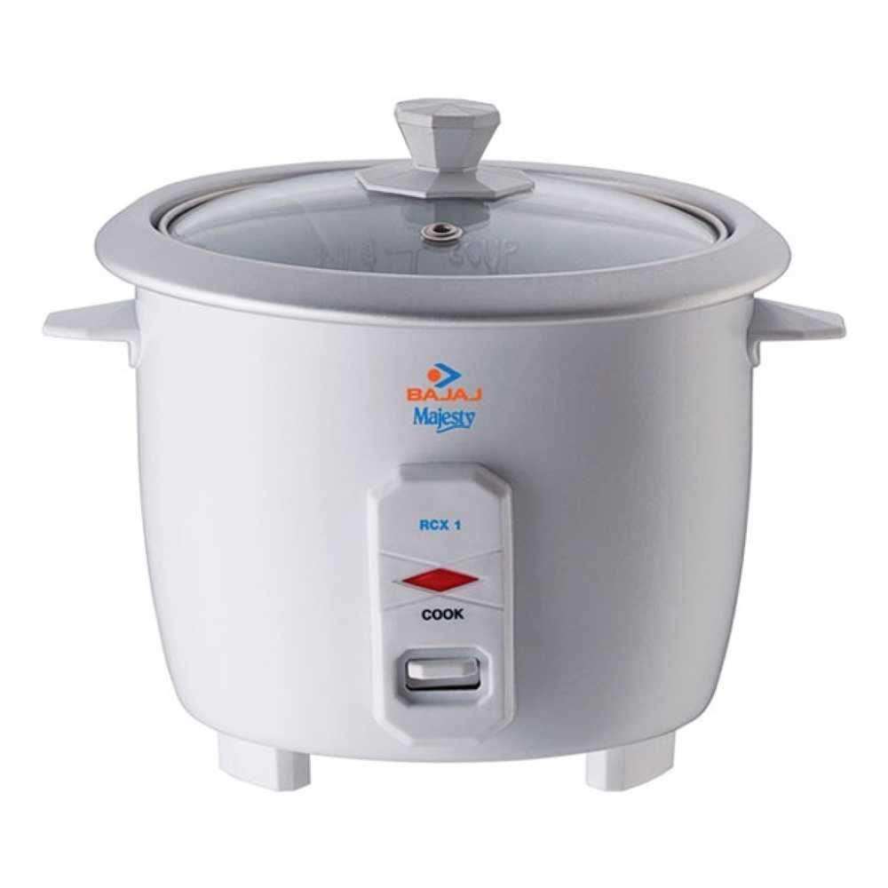 Picture of Bajaj Majesty RCX 1 Electric Rice Cooker