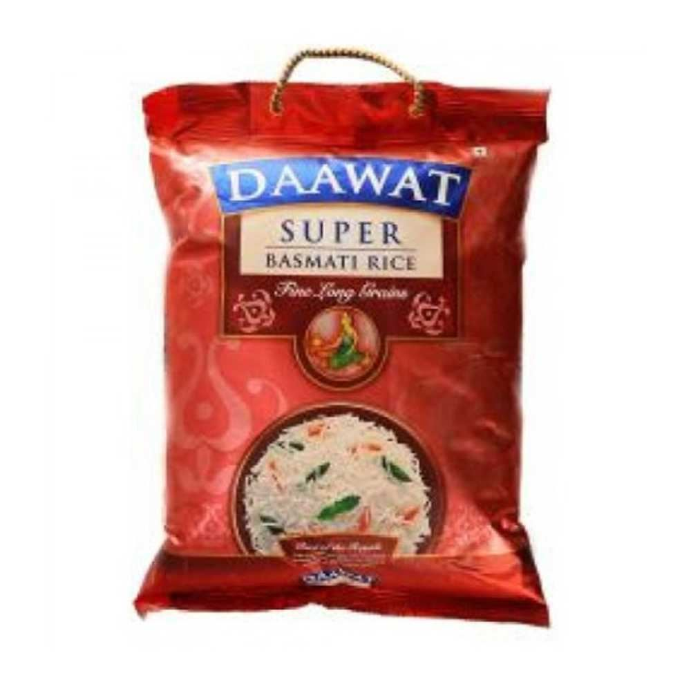 Picture of Daawat Super Basmati Rice 1kg
