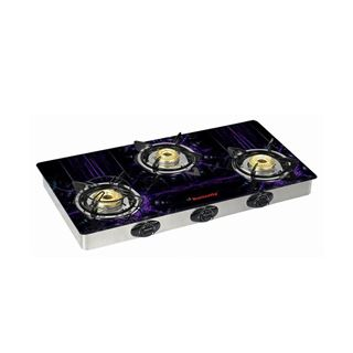 Picture of Butterfly Reflection AI LPG Stove-SPL Tulip 3 Burner
