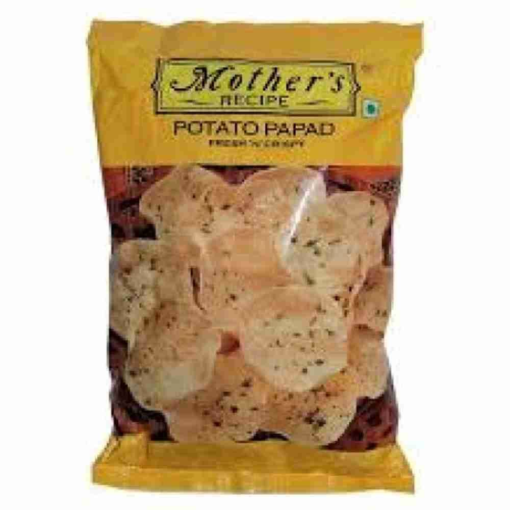 Picture of Mother's Recipe Potato Papad 75gm