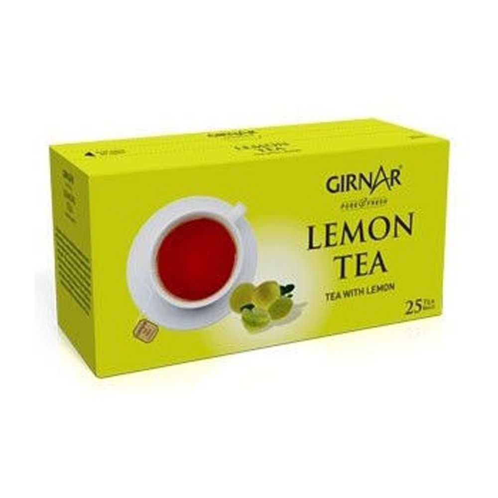 Picture of Girnar Green Tea Lemon 25pcs