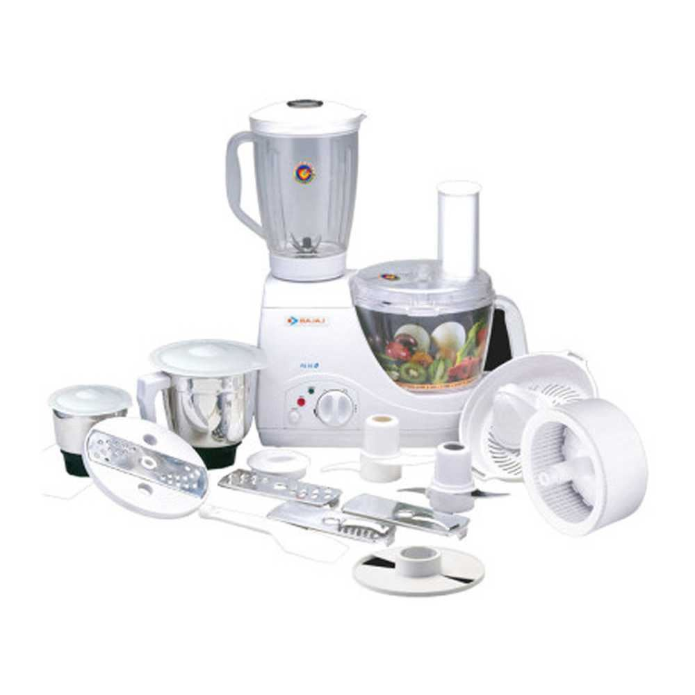 Picture of Bajaj Fx10 Food Processor