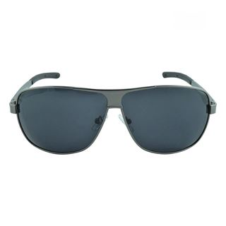 Picture of Polo House USA  Men's Sunglasses  Black (Sunrunpol2gun)