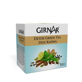 Picture of Girnar Green Tea Packet 250gm