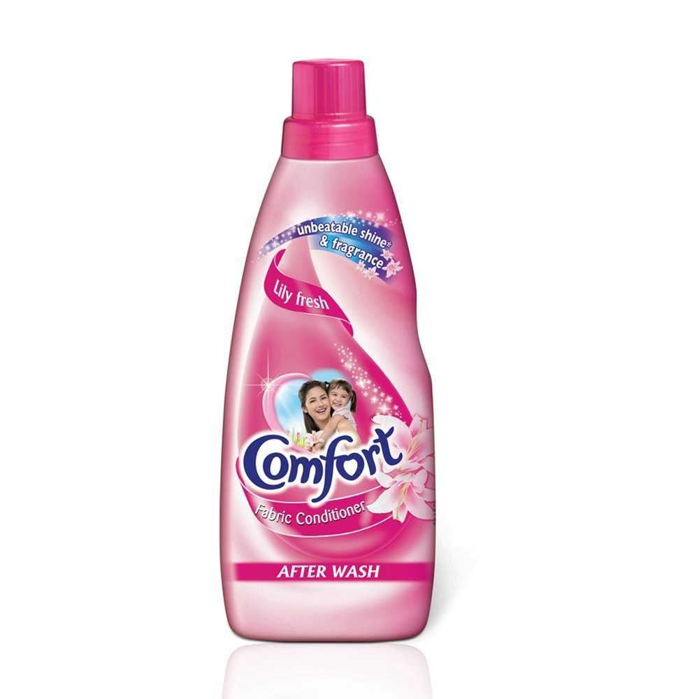 Picture of Comfort Fabric Conditioner Pink Liquid 200ml