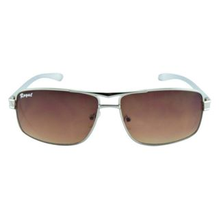 Picture of Polo House USA  Men's Sunglasses  Silver Brown (RoyAlu5001silbrown)