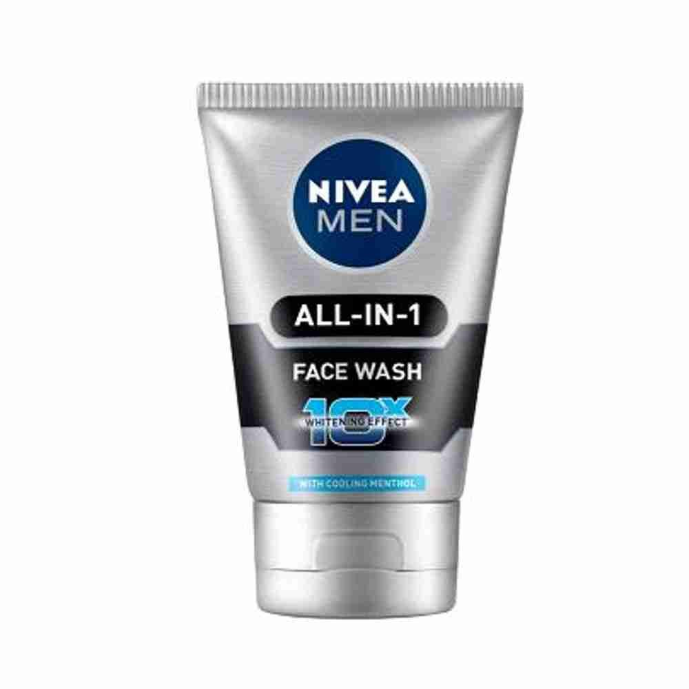 Picture of Nivea Whitening Effect All-In-1 Face Wash 50gm