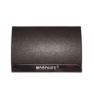 Picture of Moochies Leatherette Card Holder (emzmocch002brown)