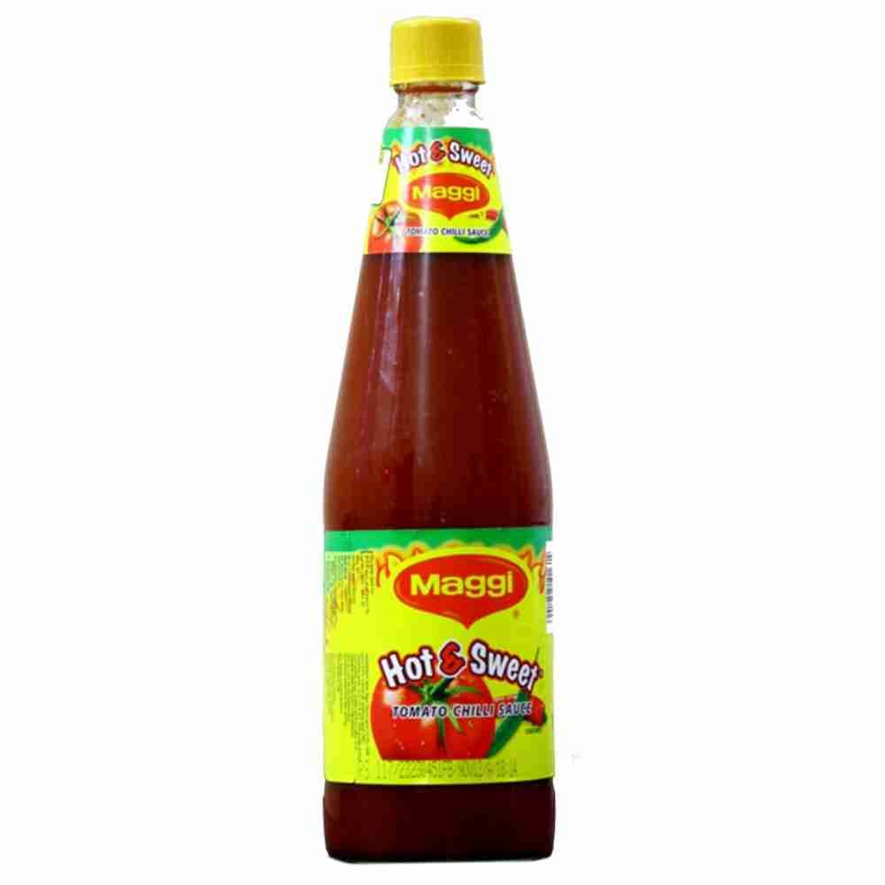 Picture of Maggi Hot and Sweet Tomato Chilli Sauce 1kg