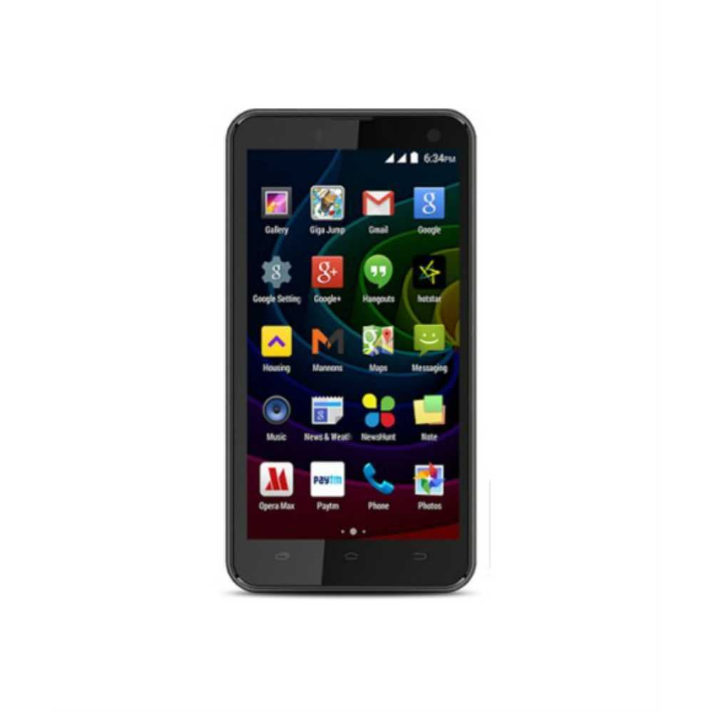 Picture of Micromax Bolt Q323 Mobile (Black)
