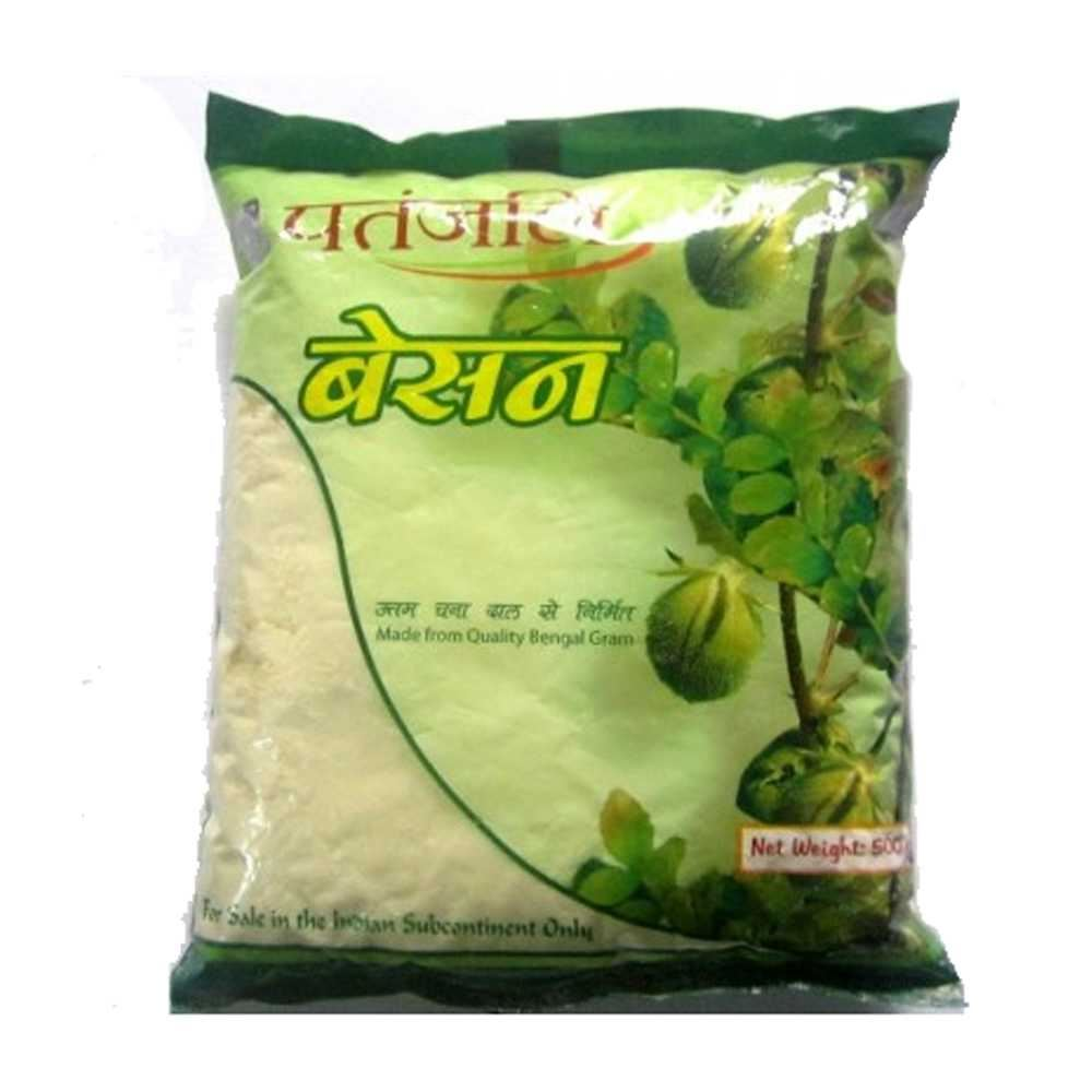 Picture of Patanjali Besan (Gram Flour) 500gm