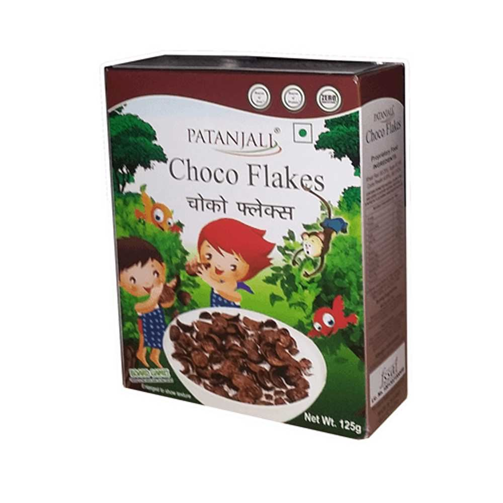 Picture of Patanjali Choco Flakes 125gm