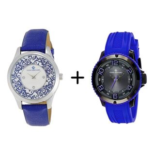 Picture of Combo Offer: Giani Bernard Analog Women's Watch GBL-01A + Giani Bernard Analog Watch For Men GB-101A