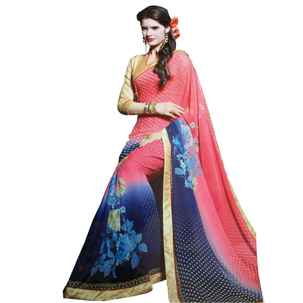 Picture of Kesari Nandan Saree D.No.5929