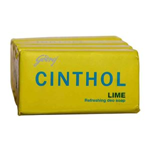 Picture of Cinthol Lime Soap 4x100gm