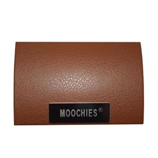 Picture of Moochies Leatherette Card Holder (emzmocch004tan)