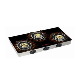 Picture of Butterfly Reflection AI LPG Stove SPL-Flame 3 Burner