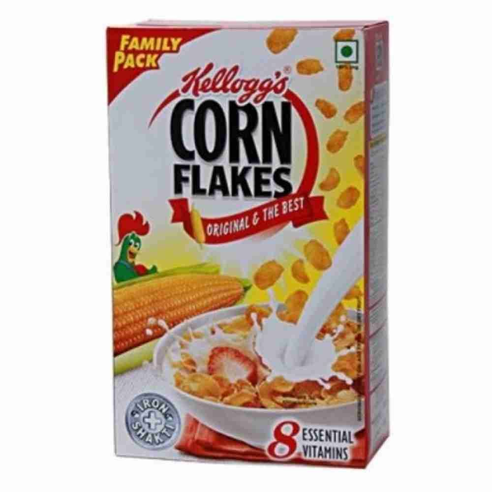 Picture of Kellogg's Corn Flakes 475gm