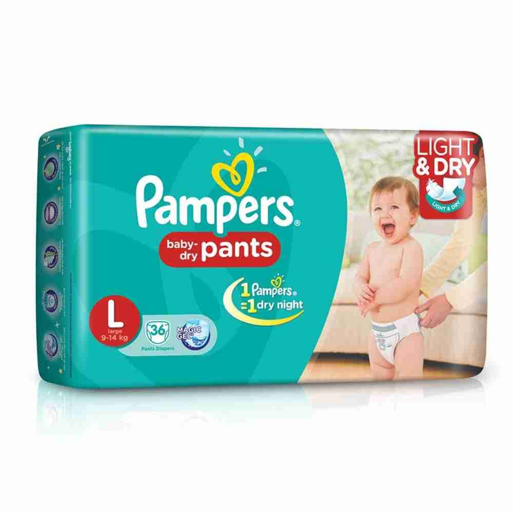 Picture of Pampe Large 9-14Kg 8pants