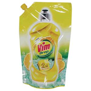 Picture of Vim Drop Lemon gel 225ml