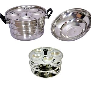 Picture of Meet Idli Cooker 3 Plates