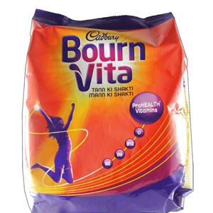 Picture of Bournvita Shakti Refill Pack 500gm