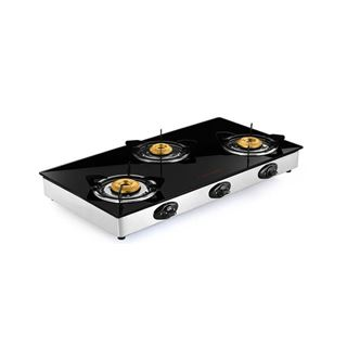 Picture of Butterfly Gas Stove 3 Burners L3550A00000