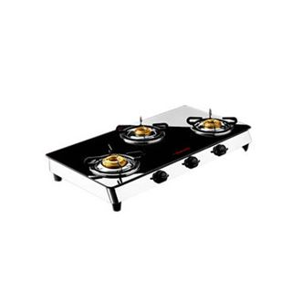 Picture of Butterfly Gas Stove 3 Burners L3550D00000