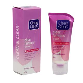 Picture of Clean & Clear Fairness Cream 40gm