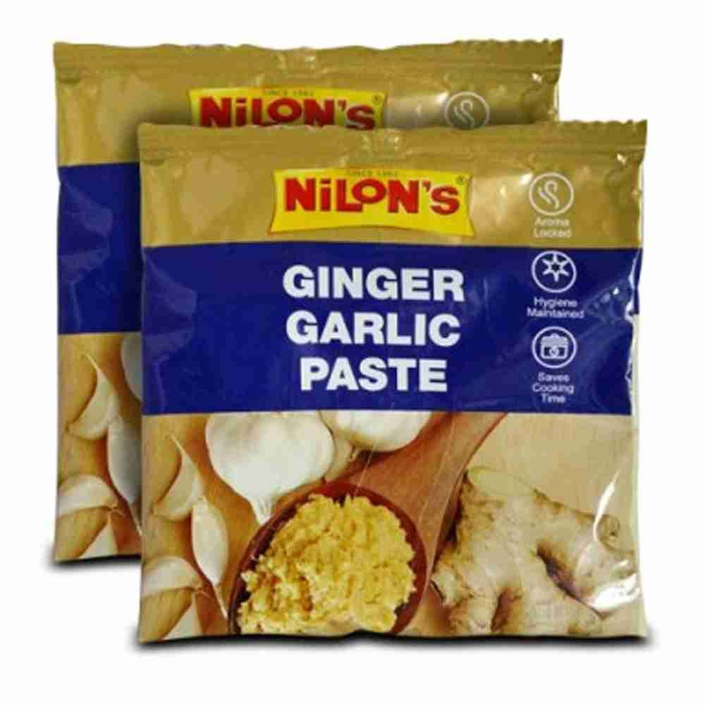 Picture of Nilons Ginger Garlic Paste25gm