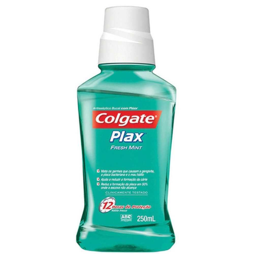 Picture of  Colgate Plax Mouthwash Fresh Mint 250ml