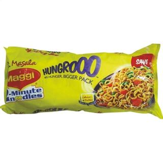 Picture of Nestle Maggi Noodles Hungroo 112gm