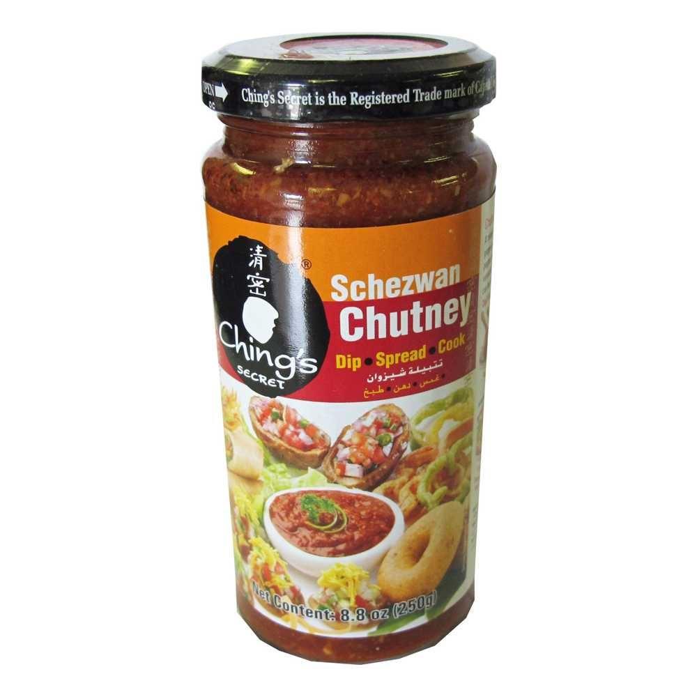 Picture of Ching's Schezwan Chutney 250gm