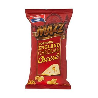 Picture of Mazz Ready to eat Cheddar Cheeze Popcorn 45gm
