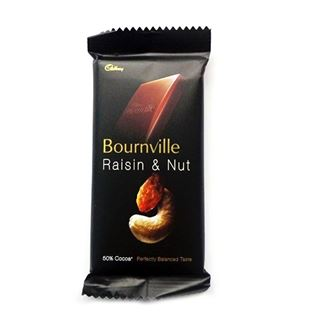 Picture of Bournville Cadbury Raisin & Nut 80gm