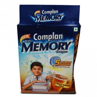 Picture of Complan Memory Chocolate Refill 400gm