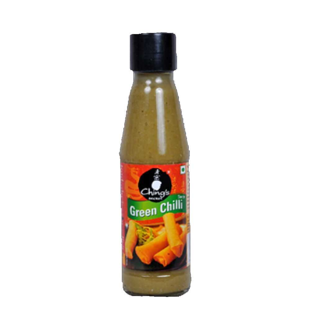 Picture of Chings Green Chilli Sauce 200gm