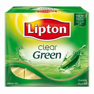 Picture of Lipton Clear Green Tea (100Bags)