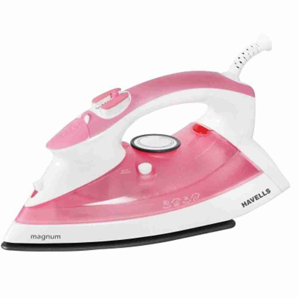 Picture of Havells Magnum Pink Steam Iron 1800w