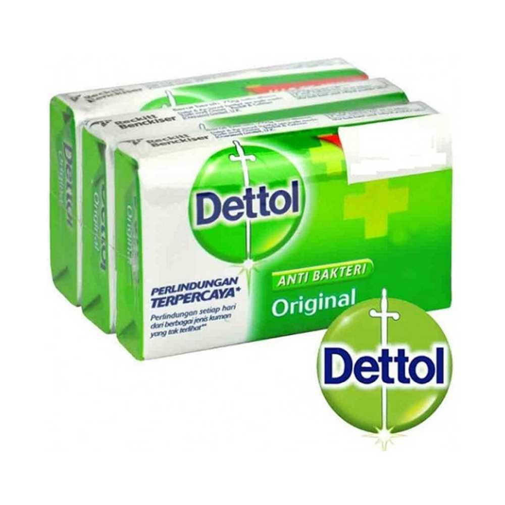 Picture of Dettol Soap Original  (3*75gm)