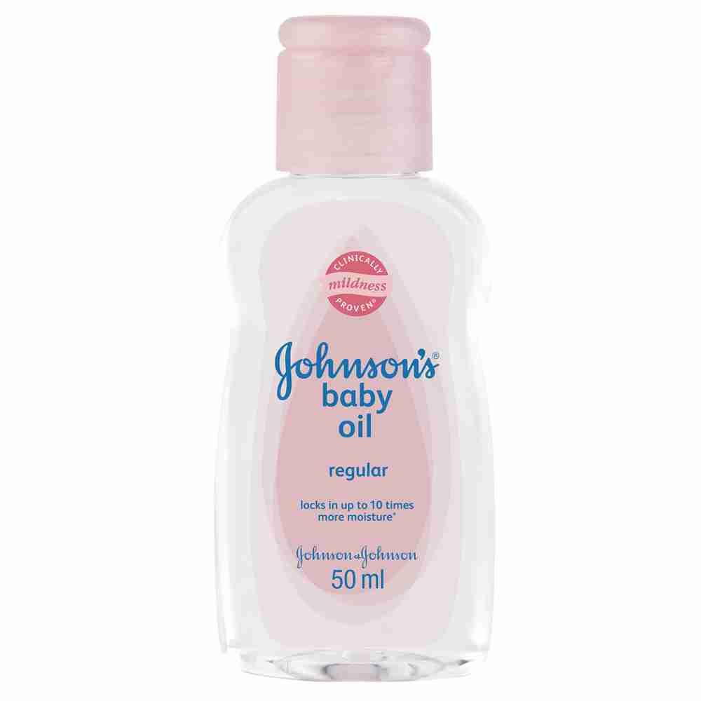 Picture of Johnson Baby Oil 50ml