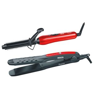 Picture of Inalsa Hair Curler Combo Pack Pegasus 25 W