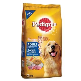 Picture of Pedigree Adult Dog Food Chicken & Vegetables 10kg