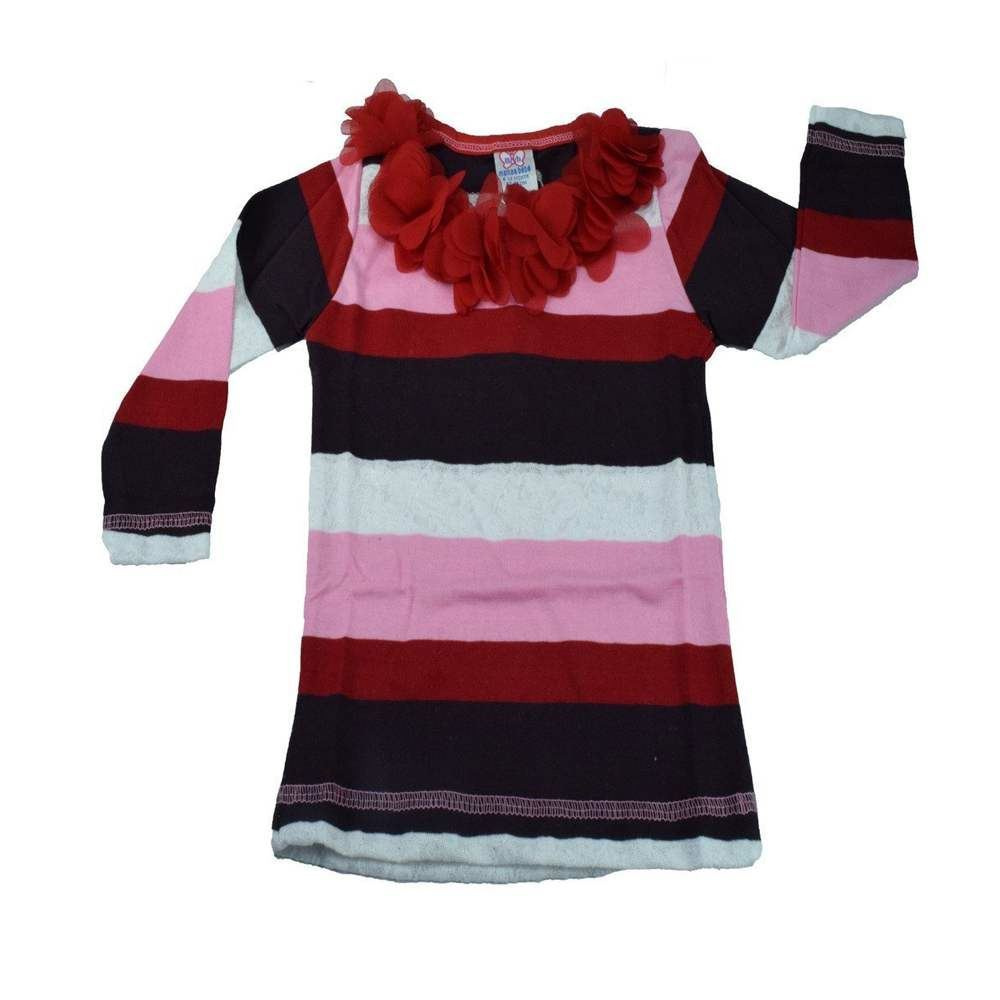 Picture of Mama & Bebes Infant Wear / Girls Full Seleeves Shirts Maroon