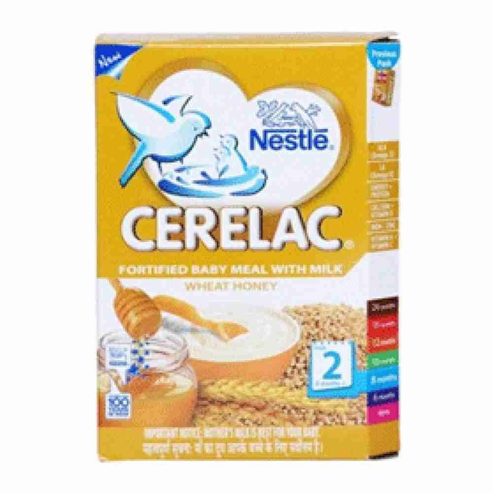 Picture of Nestle Cerelac Wheat  Honey 300gm