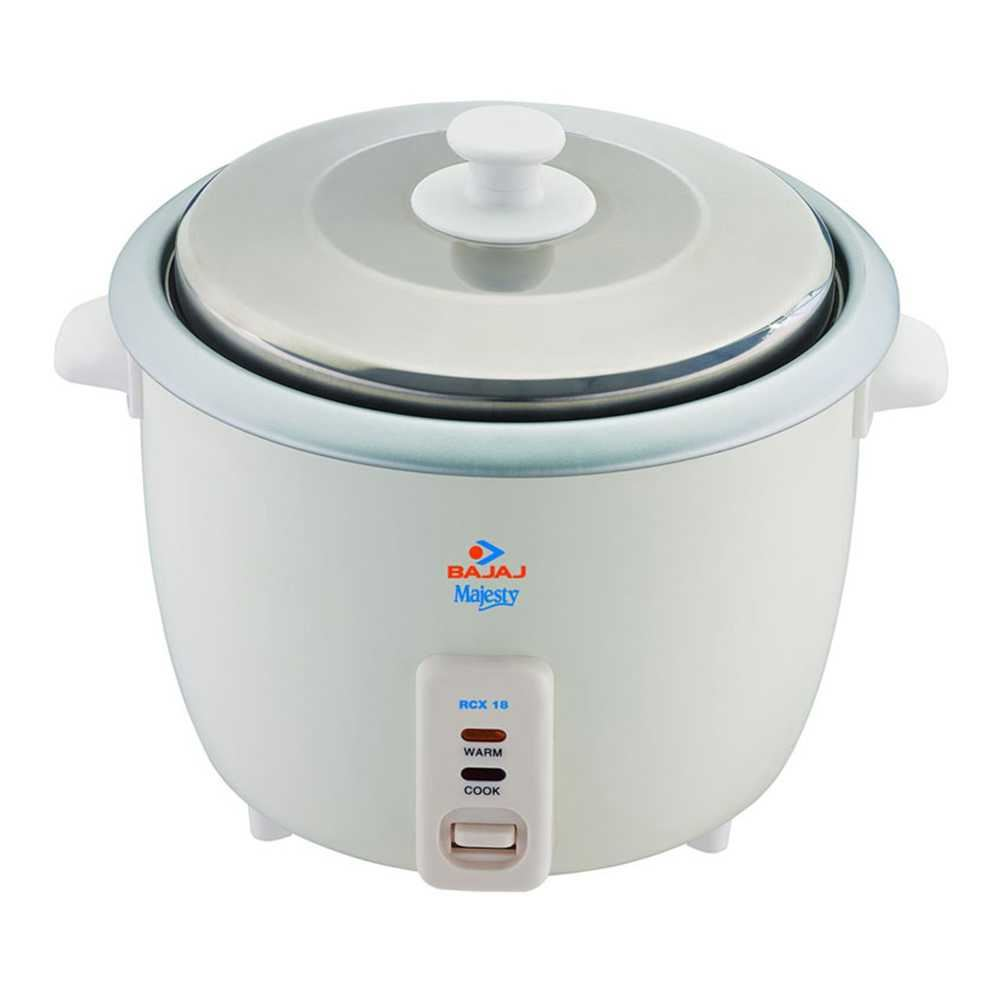 Picture of Bajaj Majesty RCX 18 Plus Electric Rice Cooker