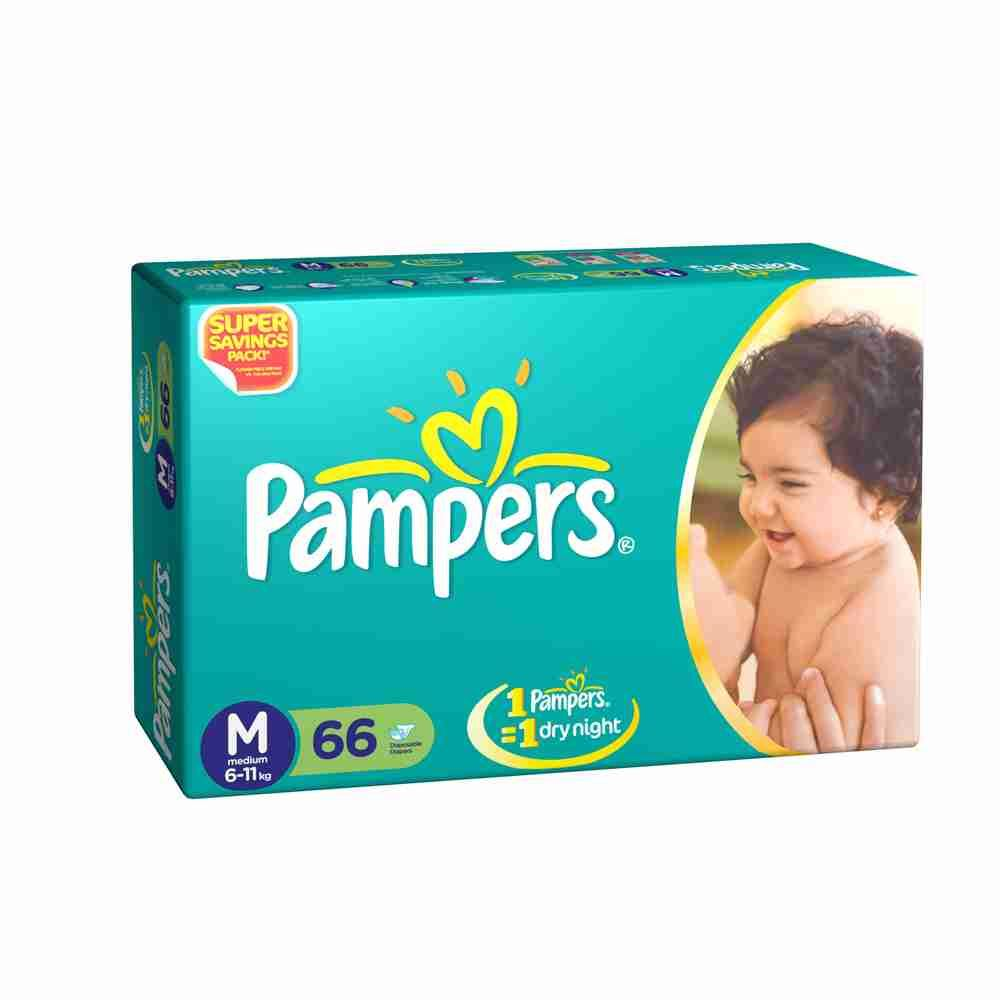 Picture of Pamper Diaper Medium 6-11Kg