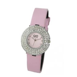 Gio Collection Analog Women's Watch GLC-4001B