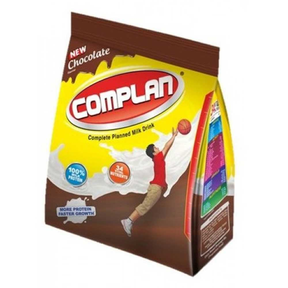 Picture of Complan Chocolate Pouch 200gm